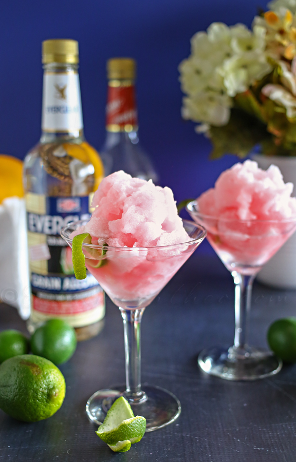 Twisted Frozen Cosmo