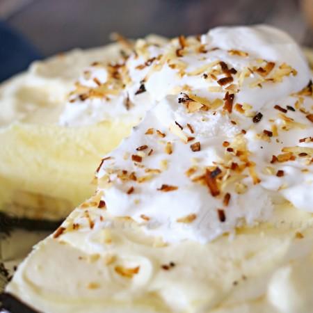 Oreo Banana Cream Pie