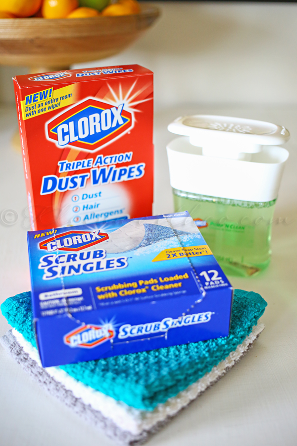 Easy Everyday Cleaning Routine