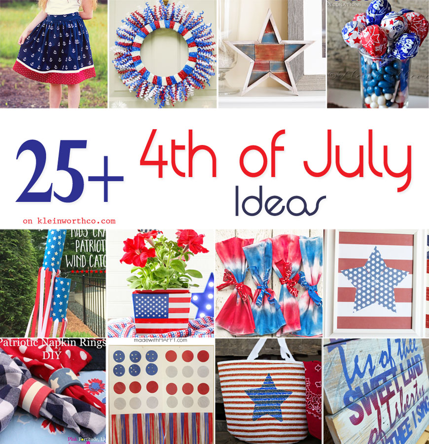 25 4th of july ideas kleinworth co for 4 of july decorations