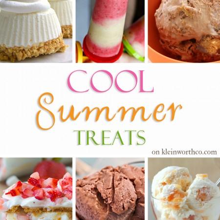 Cool Summer Treats
