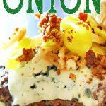 Crunchy Onion Burger