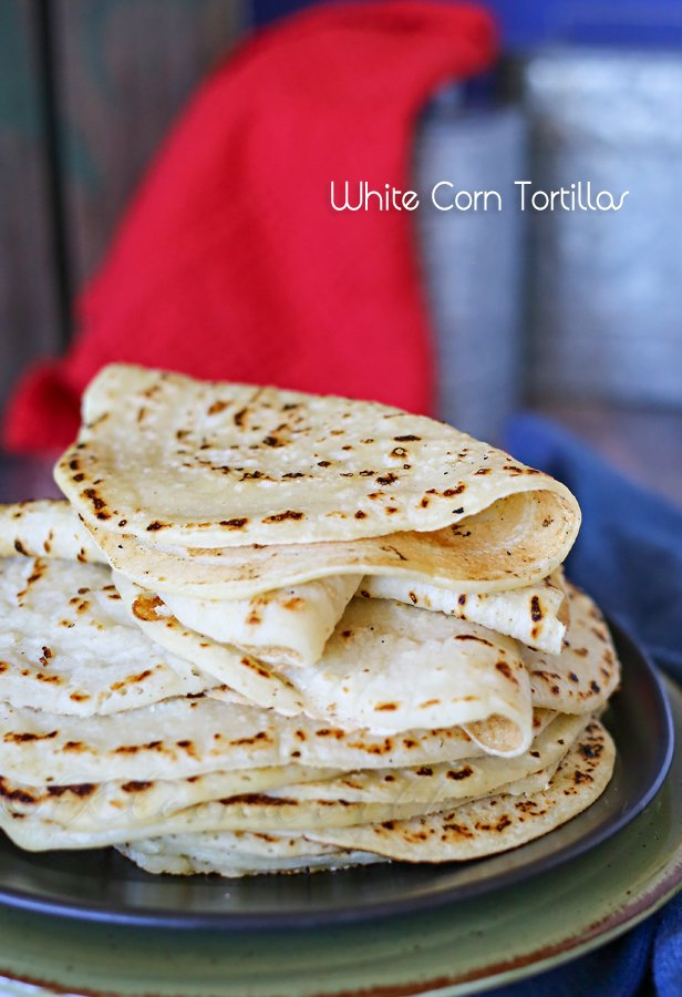 White Corn Tortillas Kleinworth Co