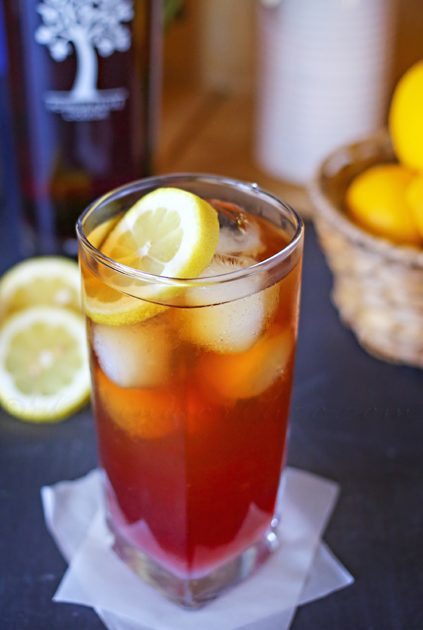 Pomegranate Hard Iced Tea
