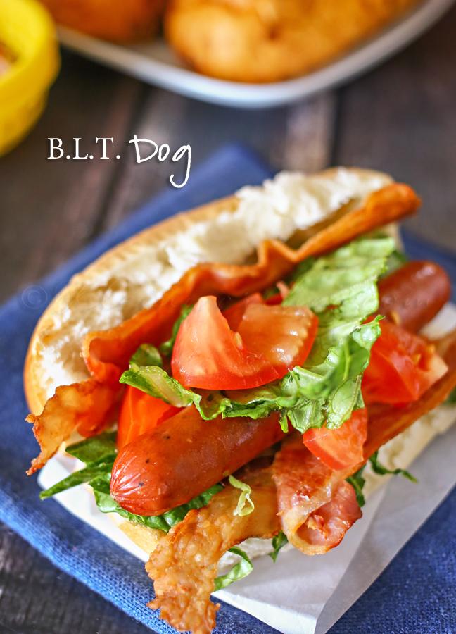 BLT Dog