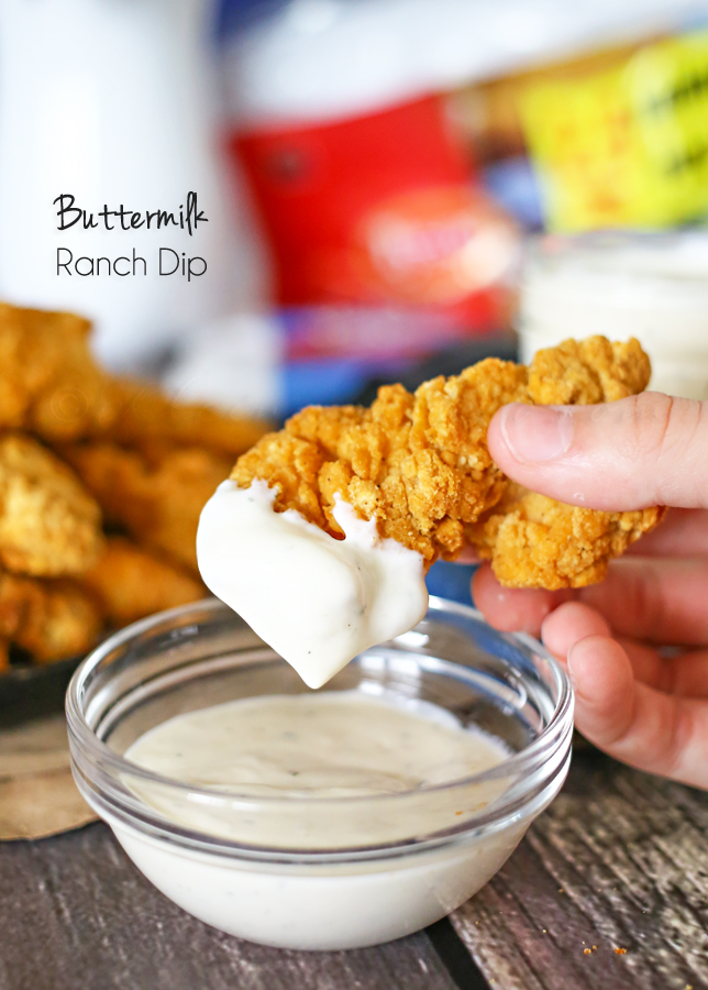 Buttermilk Ranch Dip