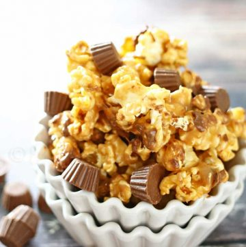 Reese's Caramel Popcorn