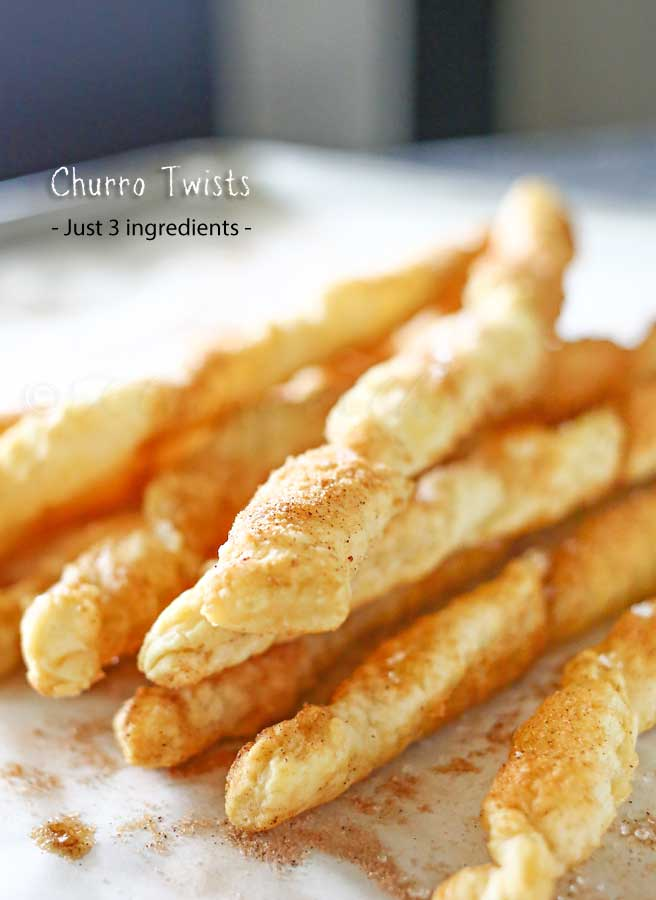 Churro Twists