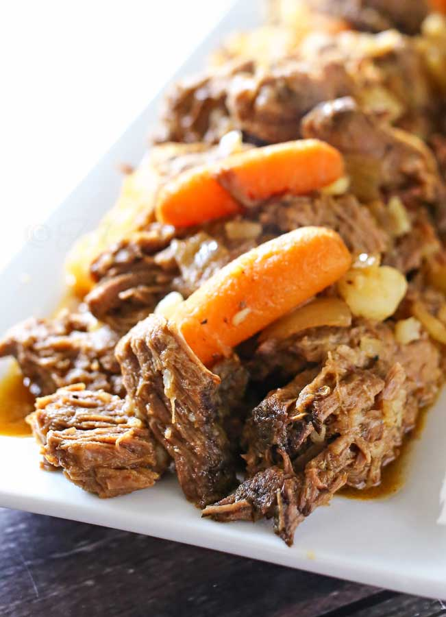 Crock Pot Recipes - Delicious Slow Cooker Recipe by kleinworthco.com at the36thavenue.com