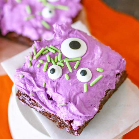 Monster Brownies