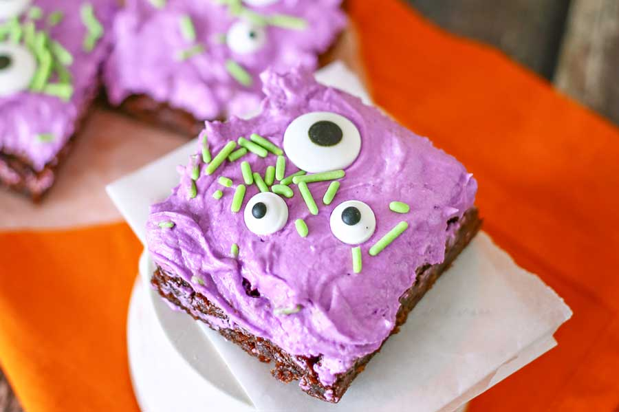 Monster Brownies