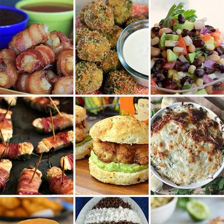 Tailgating Food Ideas Week 1 {of 8}