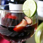 Halloween Sangria {Halloween Party Ideas}