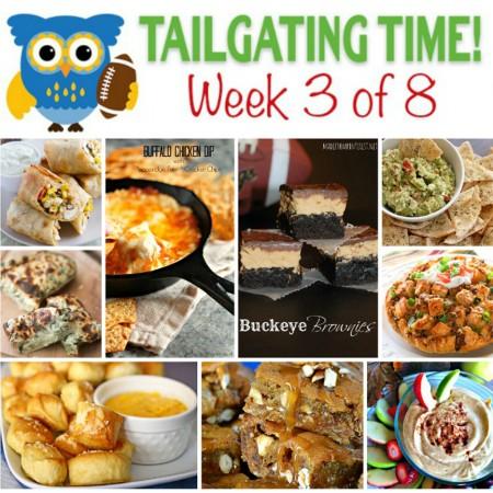 Tailgating Food Ideas Week 3 {of 8}