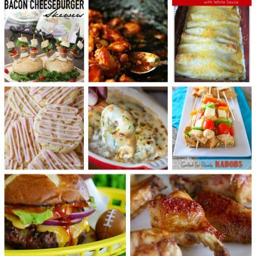 Tailgating Food Ideas Week 2 {of 8}