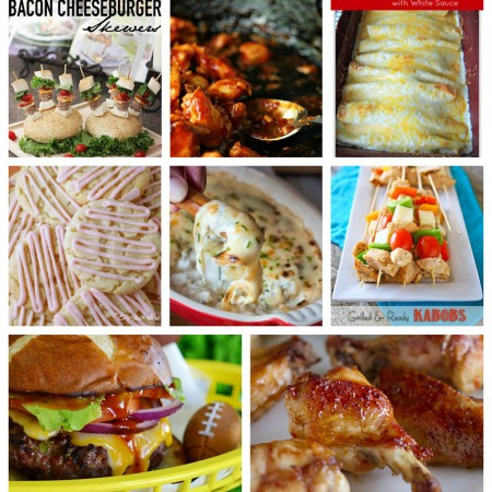 Tailgating Food Ideas Week 2 {of 8}