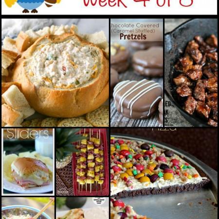 Tailgating Food Ideas Week 4 {OF 8}
