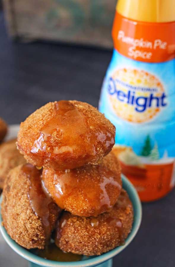 Cinnamon & Sugar Donuts