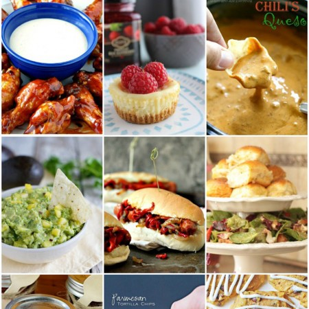Tailgating Food Ideas Week 7 {of 8}