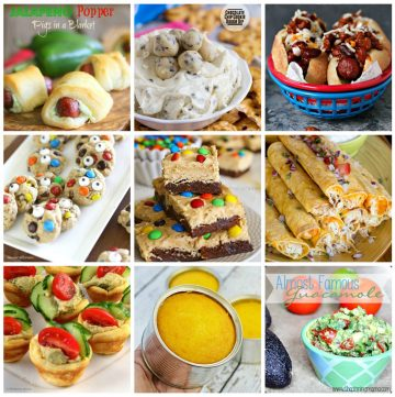 Tailgating Food Ideas Week 6 {of 8}