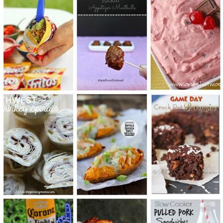 Tailgating Food Ideas Week 5 {of 8}