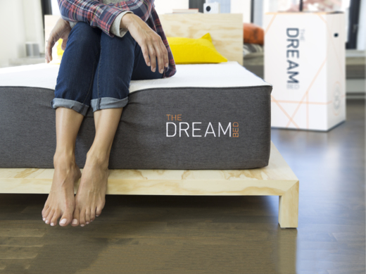 Better Sleep with The Dream Bed™