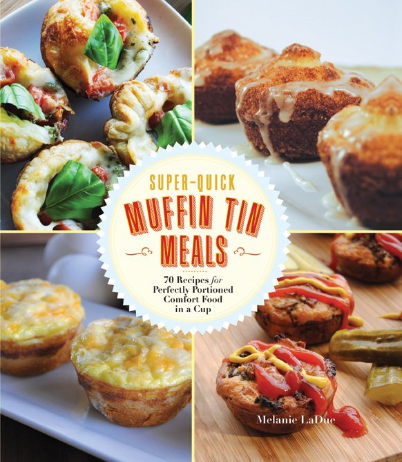 Veggie Pizza Bites- Muffin Tin Meals