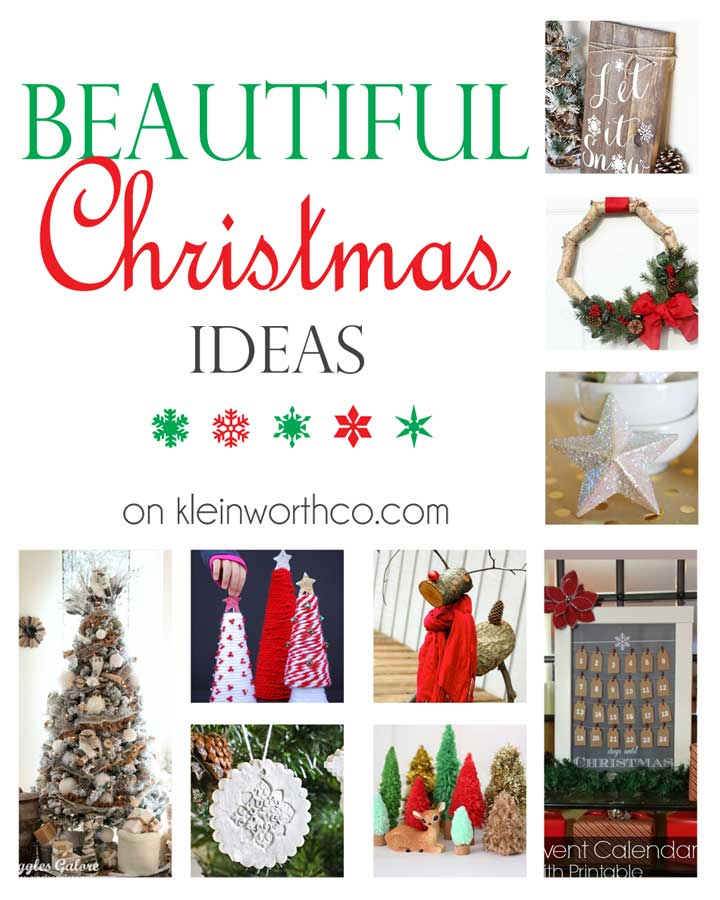 Beautiful Christmas Ideas