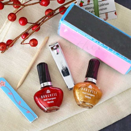 Mani-Pedi Gift Jar | $50 Gift Card Giveaway