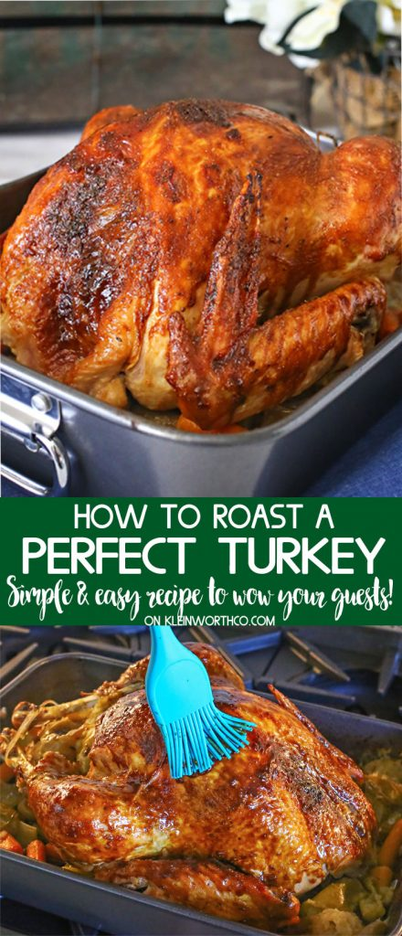 How to Roast a Perfect Turkey
