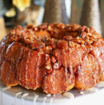 Holiday Spice Monkey Bread