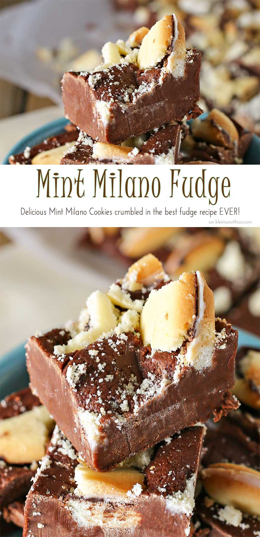 Mint Milano Fudge