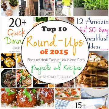 Top 10 Round Ups of 2015