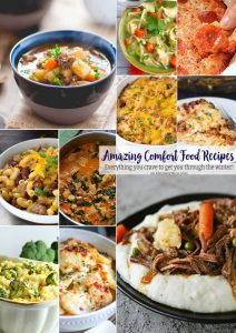 Amazing Comfort Food Recipes