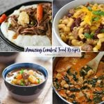 Amazing Comfort Food Recipes | Create Link Inspire 162