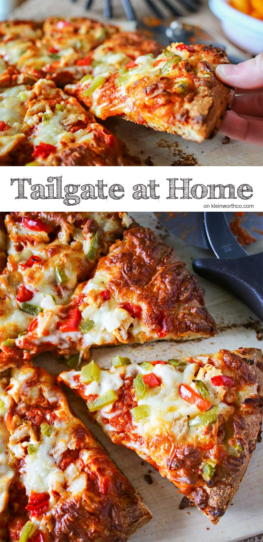 Tailgate at Home