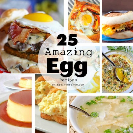 25 Amazing Egg Recipes
