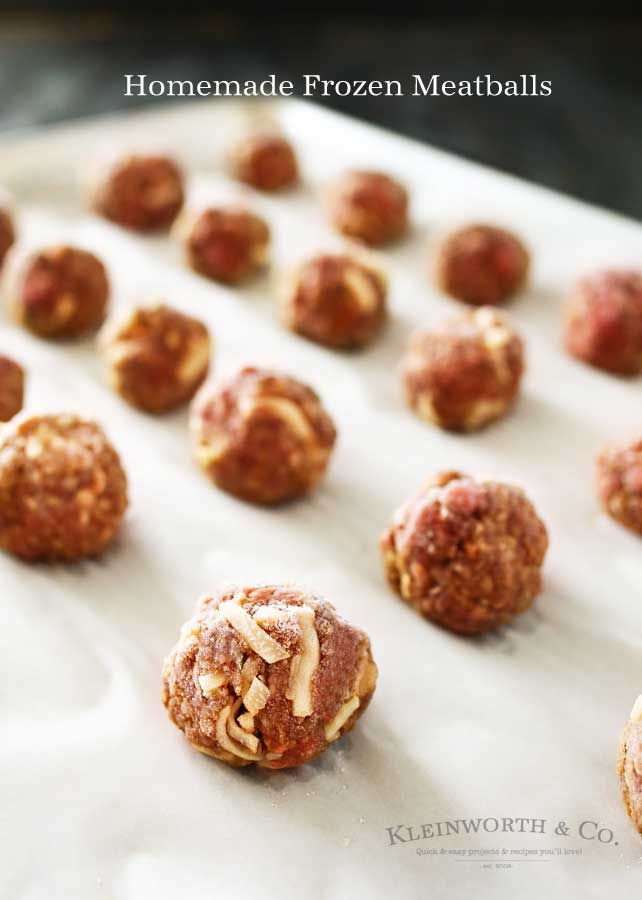 how to make smooth meatballs