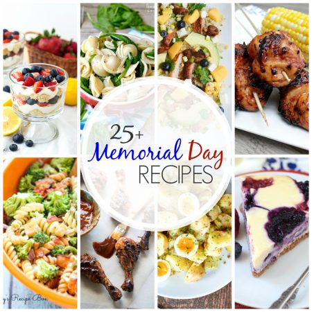 25 Memorial Day Recipes