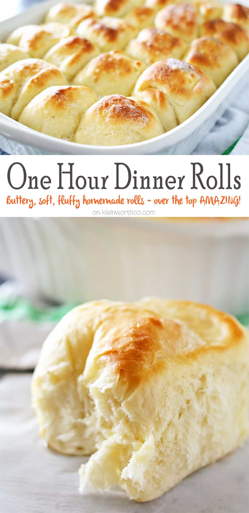 One Hour Rolls