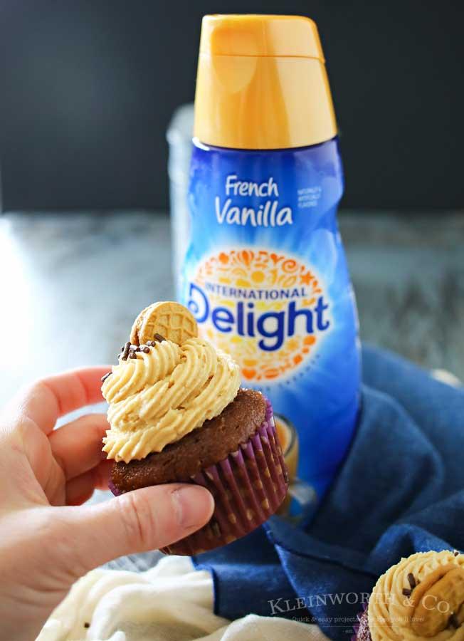 Peanut Butter Chocolate Cupcake Recipe