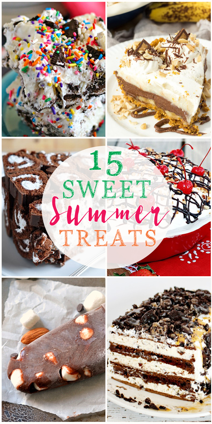 15 Sweet Summer Treats