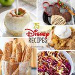 25 Disney Inspired Recipes