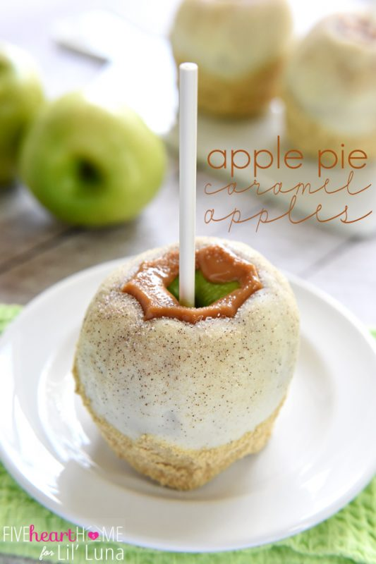 Apple-Pie-Caramel-Apples-Disney-Copycat