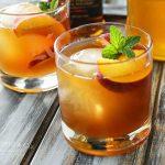Peach Bourbon Arnold Palmer