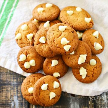 Peter Pan Peanut Butter Cookies- soft & chewy & oh so good