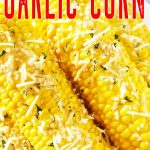 Recipe for Sea Salt Garlic Corn
