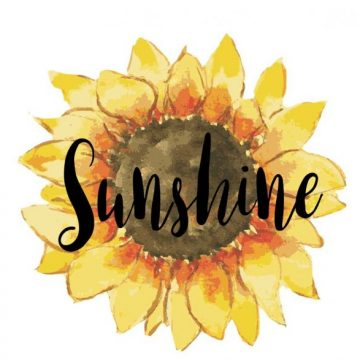 Sunshine free digital files