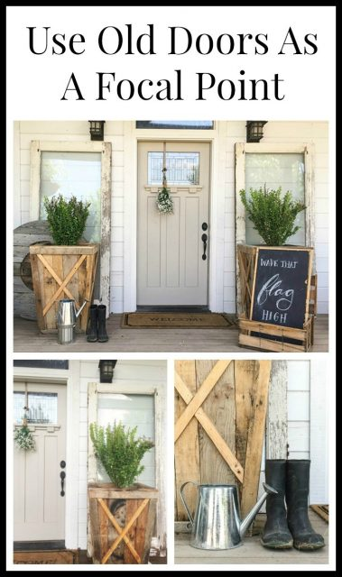 use-old-doors-as-a-focal-point