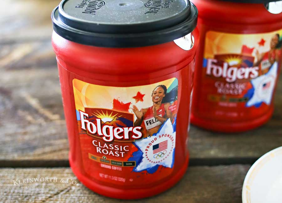 With Enough Coffee Free Printable - Folgers coffee